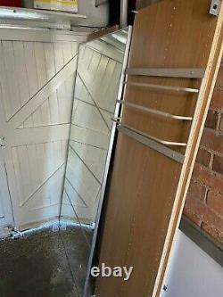 Ikea Pax Wardrobe Mirror Doors 2 x sliding doors inbuilt display chest RRP £550