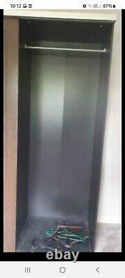 Ikea mirror wardrobe sliding doors