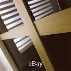 Luxury Driftwood sliding doors multipanel Opening size 3450W x 2440H